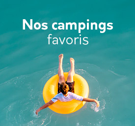 Nos campings favoris