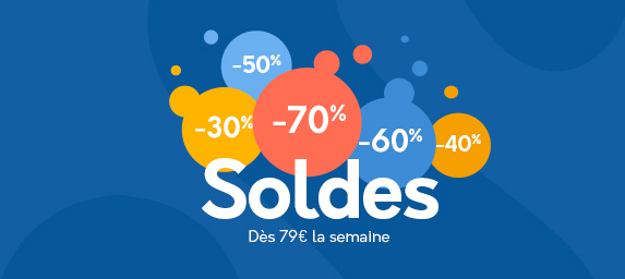 Soldes Campings