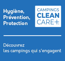 Campings Clean Care+