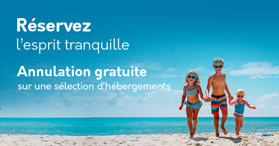 Campings Annulation Gratuite